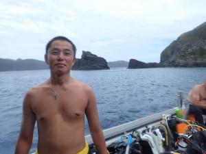 2015.06.24 慶良間ボート ファンダイビング