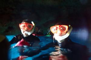 2015.06.28 真栄田岬・青の洞窟 体験ダイビング