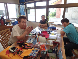 2015.06.26 宜野湾ボート ファンダイビング