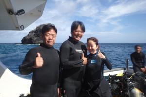 2015.07.07 慶良間ボート ファンダイビング