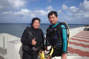 2015.08.06 砂辺ビーチ ファンダイビング