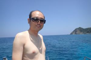 2015.08.04 慶良間ボート ファンダイビング