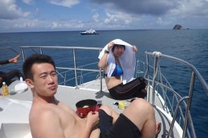 2015.08.31 慶良間ボート ファンダイビング