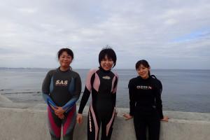 2015.09.22 砂辺ビーチ OWDコース