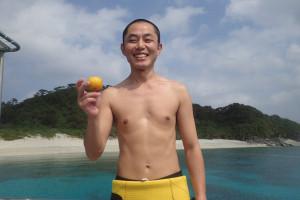 2015.10.28 慶良間ボート ファンダイビング