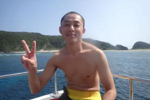 2015.10.29 慶良間ボート ファンダイビング