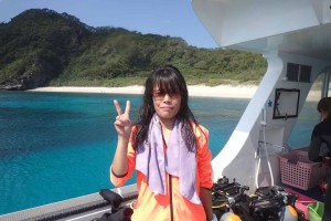 2015.10.14 慶良間ボート ファンダイビング
