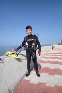 2015.10.27 砂辺ビーチ OWDコース