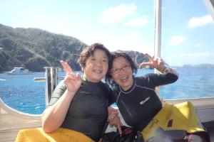 2015.11.07 慶良間ボート ファンダイビング