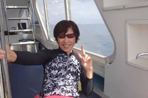 2015.11.13 慶良間ボート ファンダイビング
