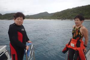 2015.11.04 慶良間ボート ファンダイビング