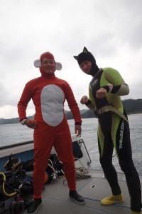 2015.12.25 慶良間ボート ファンダイビング