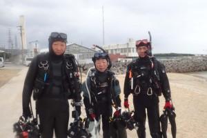 2015.12.31 レッドビーチ ファンダイビング