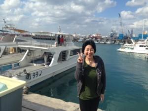 2016.02.11 慶良間ボート AOWコース