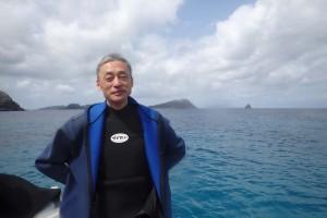 2016.03.08 慶良間ボート ファンダイビング