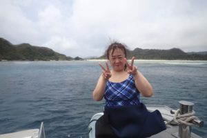 2016.04.18 慶良間ボート ファンダイビング
