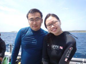 2016.05.06 粟国島遠征ボート ファンダイビング