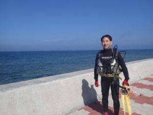 2016.05.28 砂辺ビーチ パディ・オープン・ウォーター・ダイバー・コース