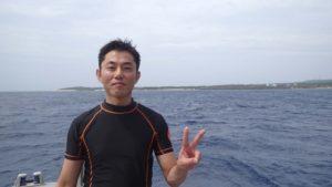 2016.06.15 粟国遠征ボート ファンダイビング