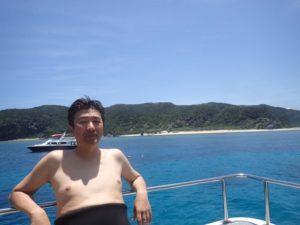 2016.06.08 慶良間ボート ファンダイビング
