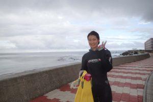 2016.07.30 砂辺ビーチ 体験ダイビング