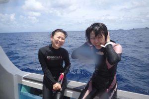 2016.07.15 慶良間ボート ファンダイビング