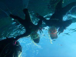 2016.07.31 砂辺ビーチ 体験ダイビング