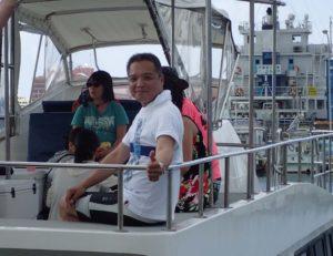 2016.08.18 慶良間ボート ファンダイビング