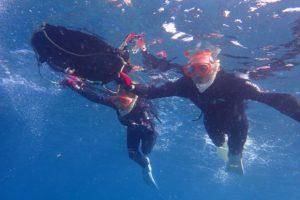 2016.08.23 砂辺ビーチ 体験ダイビング