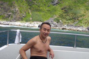 2016.09.02 渡名喜遠征ボート ファンダイビング