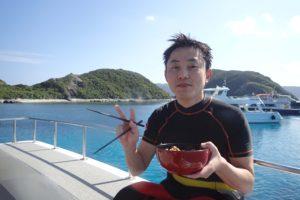 2016.11.08 慶良間ボート ファンダイビング