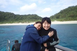 2016.12.02 慶良間ボート ファンダイビング