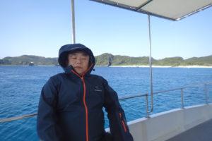 2017.01.01 慶良間ボート ファンダイビング