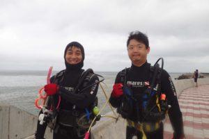 2017.05.06 砂辺ビーチ OWDコース