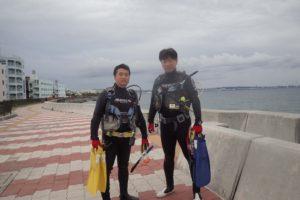 2017.05.28 砂辺ビーチ OWDコース