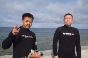 2017.05.05 砂辺ビーチ 体験&ファンダイビング