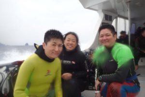 2017.05.02 慶良間ボート ファンダイビング