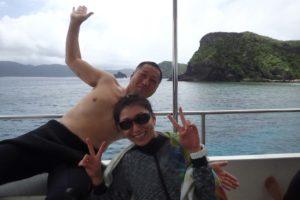 2017.06.27 慶良間ボート ファンダイビング