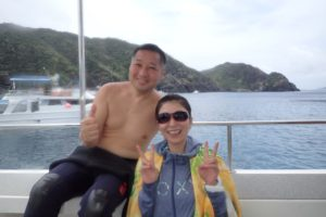 2017.06.26 慶良間ボート ファンダイビング