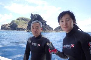 2017.07.24 慶良間ボート ファンダイビング