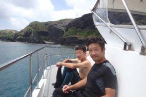 2017.08.09 慶良間ボート OWDコース&追加ファン