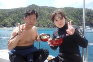 2017.09.07 慶良間ボート ファンダイビング
