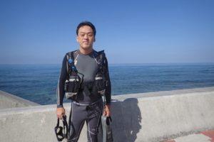 2017.09.19 砂辺ビーチ ファンダイビング