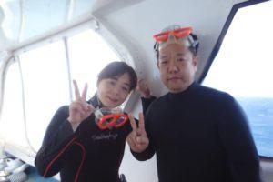 2017.10.25 慶良間(チービシ)ボート ファンダイビング