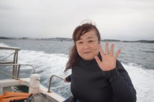 2017.11.20 南部ボート ファンダイビング