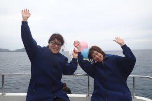 2017.11.26 慶良間ボート ファンダイビング