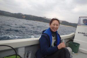 2018.02.11 大浦湾ボート ファンダイビング
