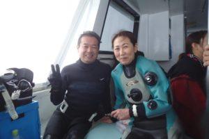 2018.03.03 慶良間ボート ファンダイビング
