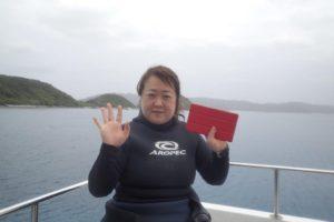 2018.04.16 慶良間ボート ファンダイビング