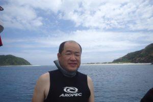 2018.04.23 慶良間ボート AOWコース